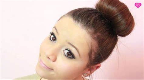 quick and easy hairstyles krazyrayray 21 best sabrina vaz images on pinterest youtube