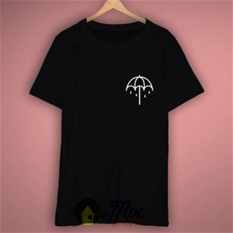 Sweater Bring Me The Horizon Umbrella Hitam umbrella bmth symbol t shirt mpcteehouse 80s tees