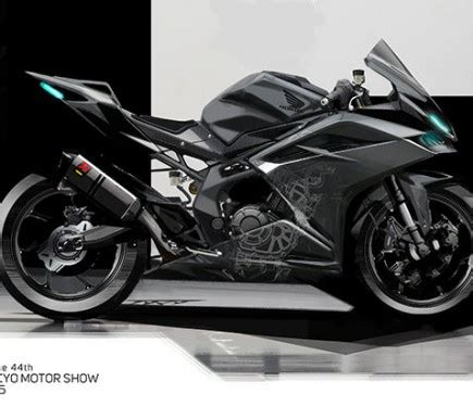 Lu Led Motor Cbr 250 rumour mill honda cbr 250rr could receive ride by wire