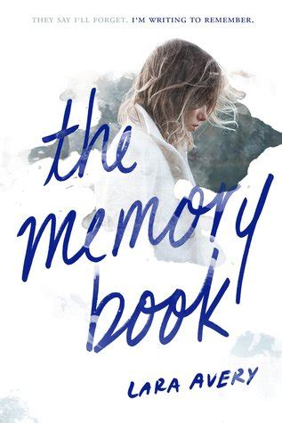 the book books the memory book by lara avery
