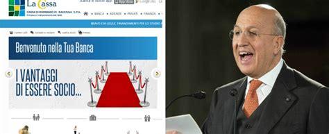 banche ravenna salva banche anche cassa di ravenna presidente dell