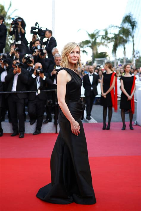 Cannes Festival 3 by Cate Blanchett At Of The Sun Premiere 71st Cannes