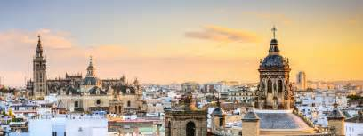 Cheap plane train coach and bus tickets to seville goeuro