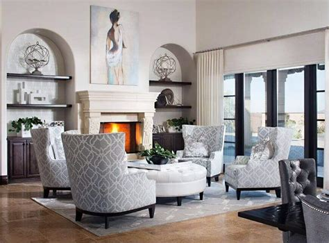 four chairs living room 36 living rooms that are richly furnished decorated