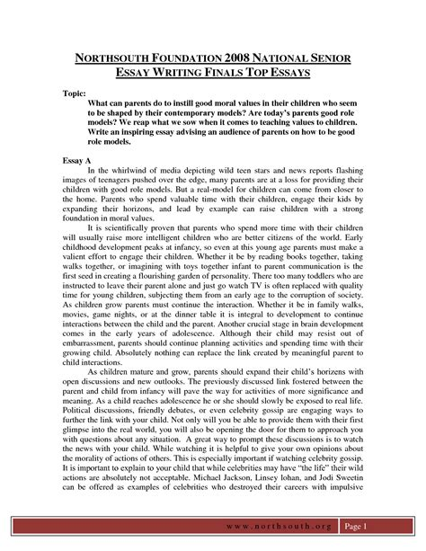 Exles Of High School Essays by College Essays College Application Essays High School Essay Exle