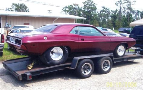 1974 Dodge Challenger   Drag/Pro Street Car   For E Bodies