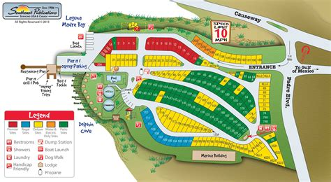 south texas rv parks map activities attractions and events for the south padre island koa rv park in texas