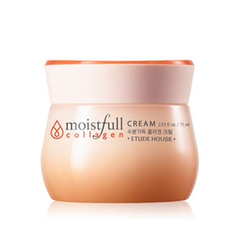Etude Collagen Moistfull etude house moistfull collagen 75ml ebay