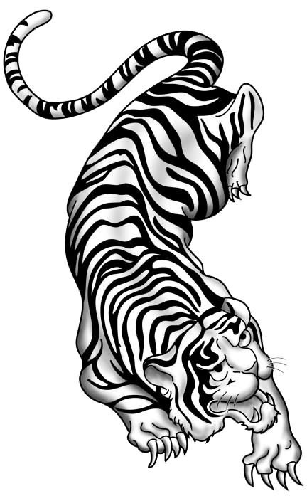 tribal tiger tattoo designs tribal tiger tattoos high quality photos