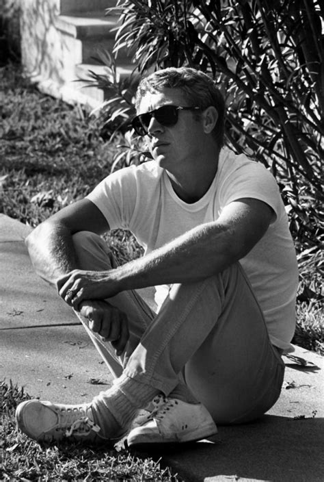 Style Icon: Steve McQueen – The King of Cool | THE MAN HAS