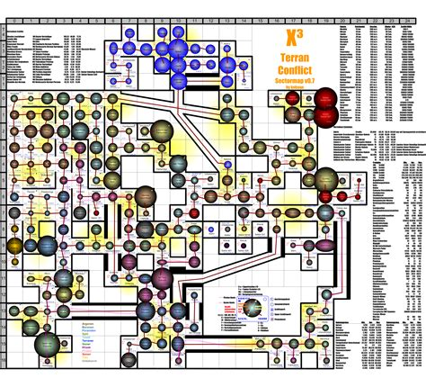 keyboard layout x3 terran conflict x3 terran conflict map