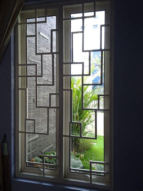 desain  model teralis jendela minimalis modern