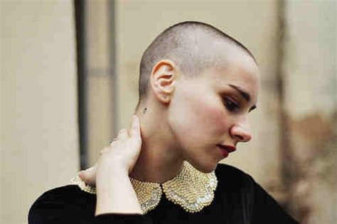 women with buzz cuts and head shave 60 best buzz cut women images on pinterest buzz cuts