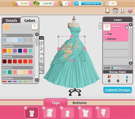 design your own home dress up games fashion designer glamour square