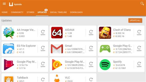 aptoide update news 160828 re raspand android 6 0 1 on raspberry pi 3 2