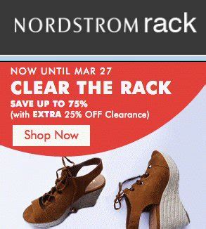 Nordstrom Rack Clear The Rack by 75 Nordstrom Quot Clear The Rack Quot Sale Calvary