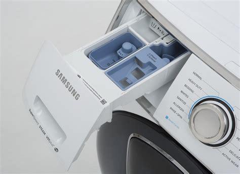 samsung front load washing machine detergent dispenser samsung wf45k6500aw washing machine consumer reports