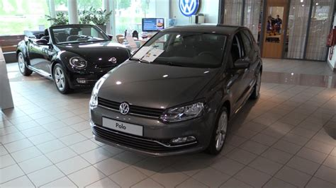 volkswagen polo 2016 interior volkswagen polo 2016 in depth review interior exterior
