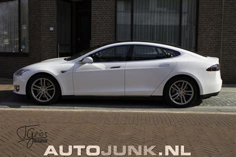 Tesla Motors Nl Tesla Motors Model S Foto S 187 Autojunk Nl 113215