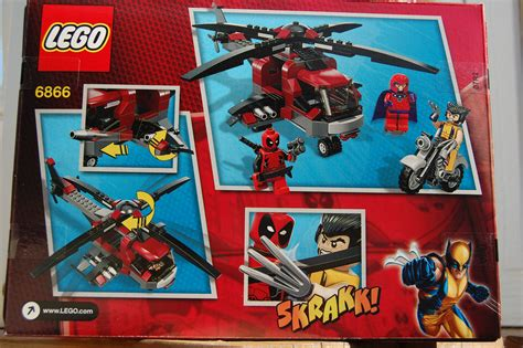 imagenes de wolverine lego awesome toy picks lego x men wolverine deadpool