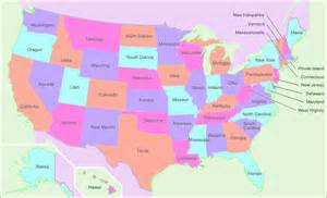 Map Oof Usa by Map Of The Usa