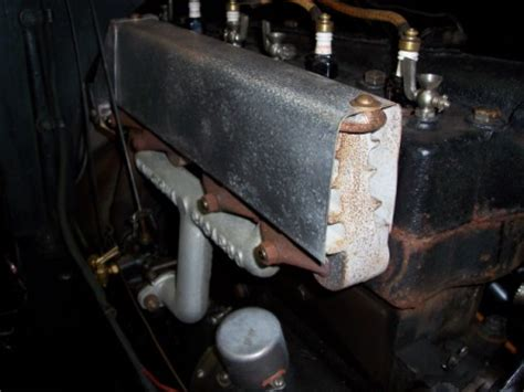model  ford forum cast iron manifold heater