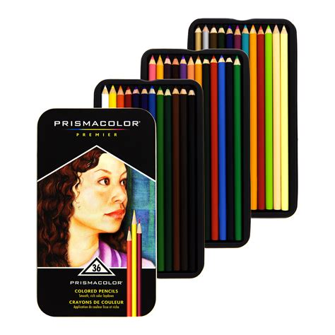 prismacolor colored pencils prismacolor premier colored pencils 36 set soft