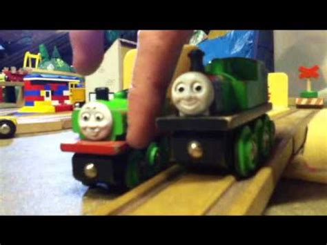 brio vs thomas brio thomas and friends discussion oliver youtube