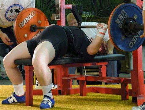 bench pressing for women the european powerlifting federation
