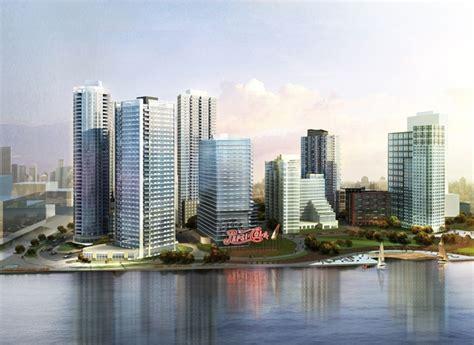 long island appartments 4545 center blvd rentals long island city ny