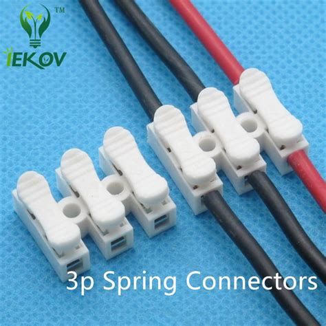 easy wire connectors best 3p connector wire with no welding no screws