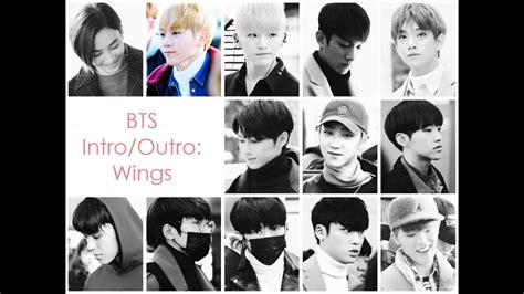 download mp3 bts outro wings how seventeen would sing to bts interlude outro wings