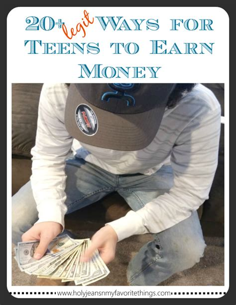 Ways A Teenager Can Make Money Online - ways for teens to make money quick cute movies teens