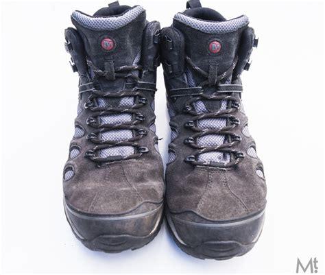 scottish boots footwear week merrell chameleon 5 mid ventilator gtx