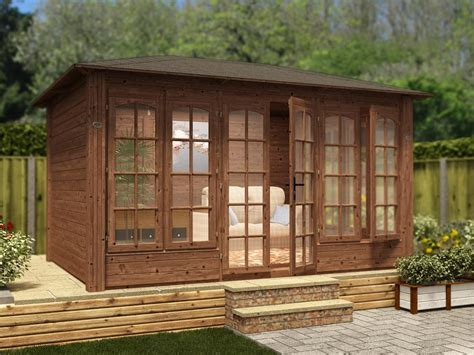 summer home roget summerhouse w3 7m x d2 5m summerhouses