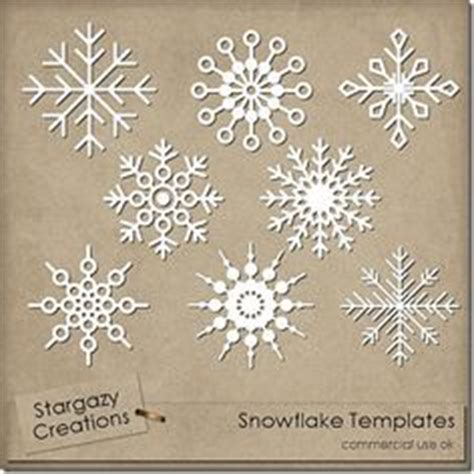printable icing snowflake template 1000 images about xmas templates on pinterest snowflake