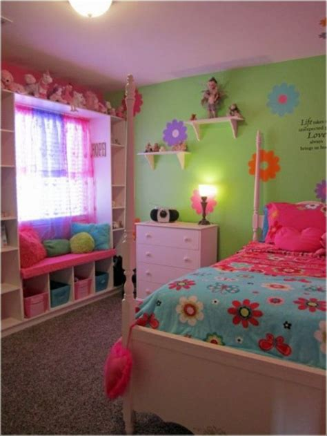 ideas for decorating a girls bedroom 25 best ideas about cute girls bedrooms on pinterest