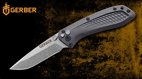gerber cim look the gerber us assist with b o s s technology knife newsroom