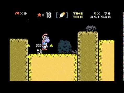 valley ghost house secret exit super mario world valley of bowser 2 secret exit youtube