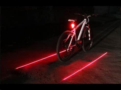 Senter Sepeda Bicycle Laser Light bike laser led light review