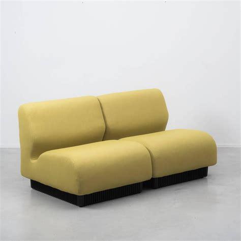 Herman Miller Modular Sofa by Don Chadwick Yellow Modular Sofa Herman Miller Uk 1970s