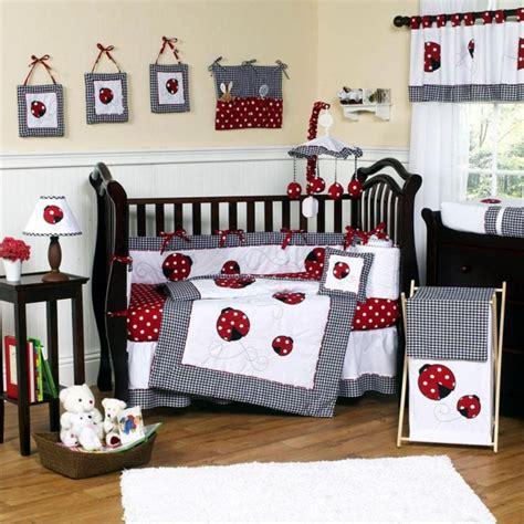 Ladybug Baby Crib Bedding Ladybug Nursery Theme For Your Baby
