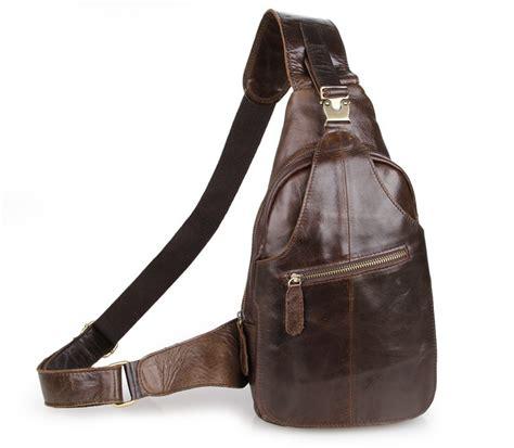 Backpack Polo Homme Original freeshipping 100 genuine leather s backpack cross chest sling bag 2467c jpg