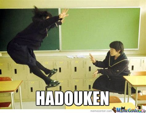 Hadouken Meme - hadouken by bakoahmed meme center
