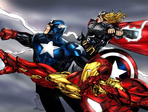 captain america vs wolverine wallpaper iron man thor and captain america or spider man