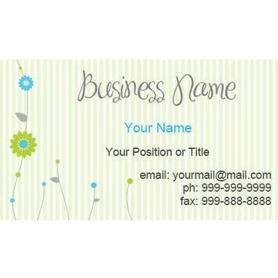 free printable business card template free business cards template printable image collections