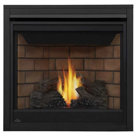 Fireplace Gas Direct Vent by Napoleon Ascent 35 Direct Vent Gas Fireplace