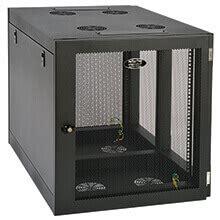 wall mount rack enclosure cabinet smartrack rack enclosure cabinet wall mount 12u heavy duty