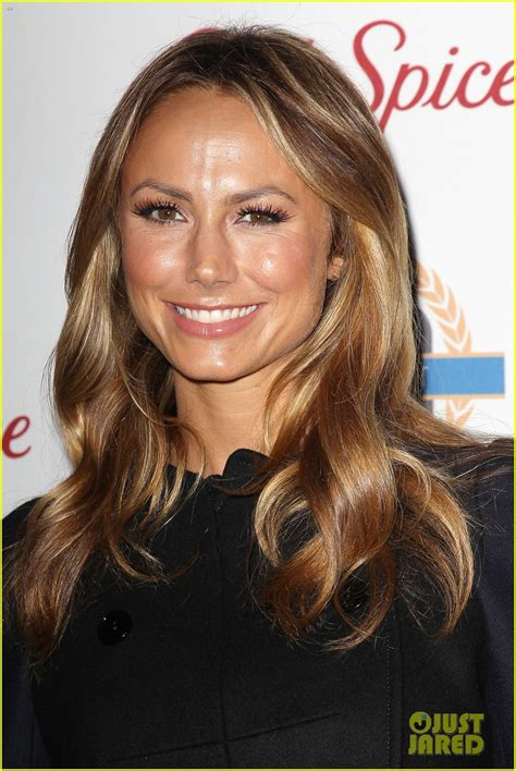 stacy keibler old stacy keibler launches new old spice video game photo