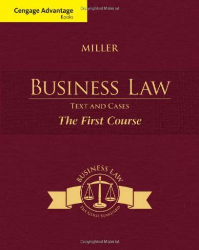 the law of attraction 1st first edition text only ebook cengage advantage books business law text and cases the